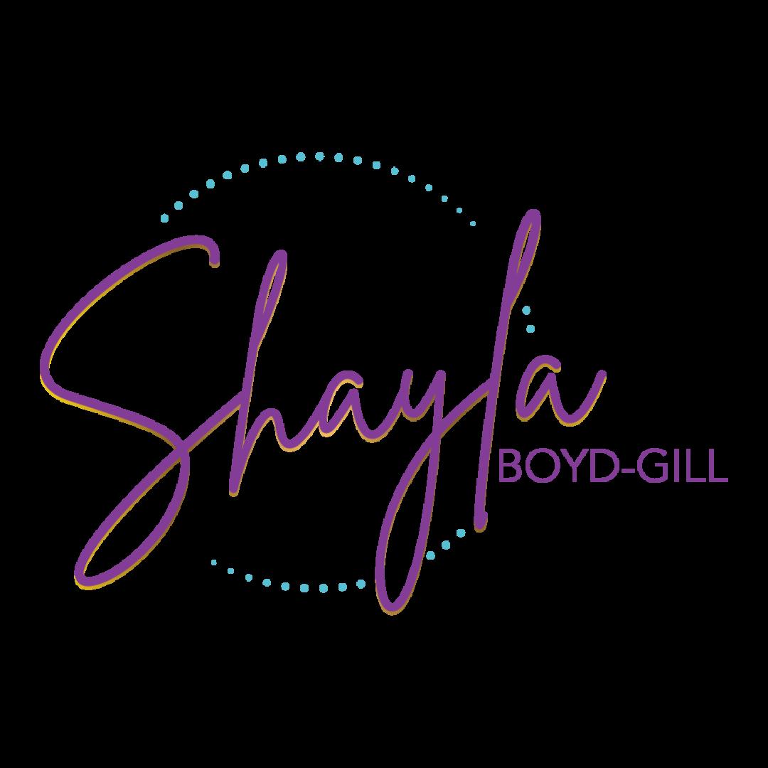 Shayla`s Secondary Logo
