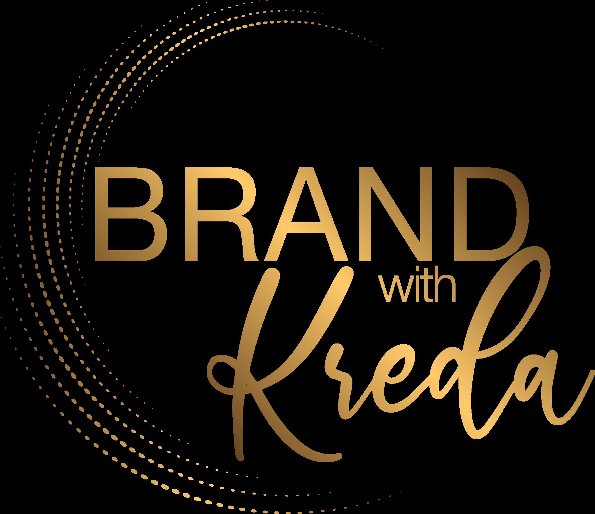 Brand With Kreda logo